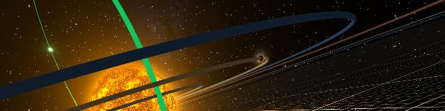 彗星の軌道2